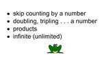 Fourth Grade Common Core Multiples Review and Practice