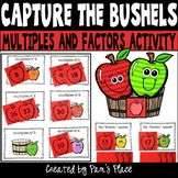 Factors and Multiples Activity