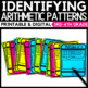 Arithmetic Patterns in Multiplication - Classroom and Distance Learning