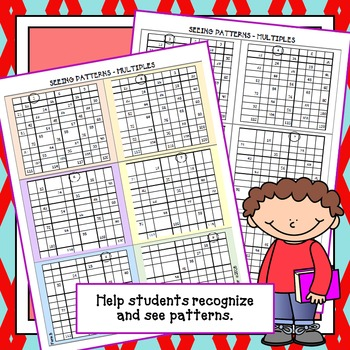 Multiples and Number Charts