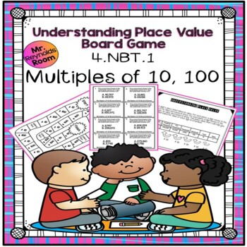 Place Value Game 4.NBT.1