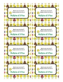 Multiples of 3 Emoji Homework Pass