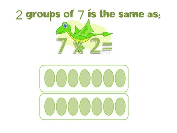 Multiples of 7 Flashcards