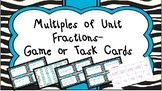 Multiples of Unit Fractions