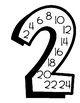 Multiples within Numbers - Multiplication Posters