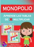 Multiplicación: Tablero didáctico para aprender las tablas de multiplicar