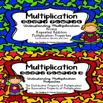 Multiplicaiton Property Activities