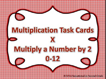 Multiplication: Multiply a Number by 2