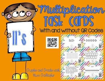 Multiplication 11's