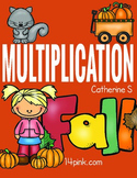 Multiplication Worksheets - Fall