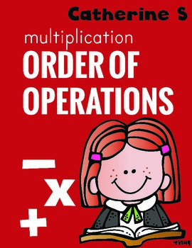 Multiplication Order of Operations