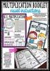 Multiplication Booklet