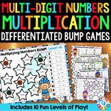 Multiplication Games: Multiplying Multi-Digit Numbers {4.NBT.5, 5.NBT.5}