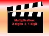 Multiplication : 2-Digits x 1-Digit