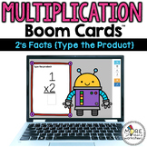 {FREE!} Multiplication 2's Fact Fluency Boom Cards (TM)--T