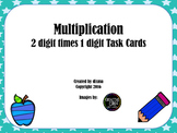 Multiplication 2 times 1 digit Word Problems