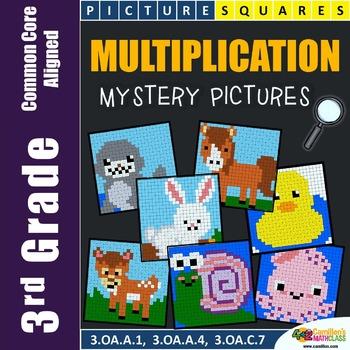 Fun Multiplication Worksheets, Third Grade Multiplication Worksheets ...