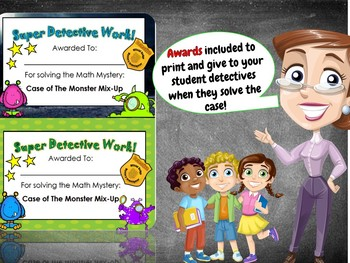 Multiplication review: Facts, Word Problems, 2&1 digit (Grade 4)