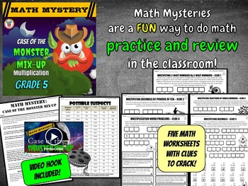 Multiplication Review - Multiplying Decimals, Multiplying Fractions & More!