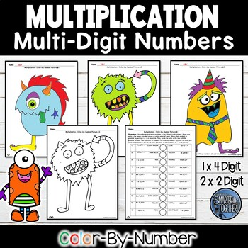 Multiplication of Large Numbers