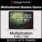 Multiplication 3-Digit by 1-Digit   Motivational Quotes Ga
