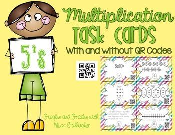 Multiplication 5's