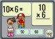 Multiplication, 6 Times Table Fluency, Boom Digital Task Cards and More!