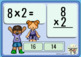 Multiplication, 8 Times Table Fluency, Boom Digital Task Cards and More!