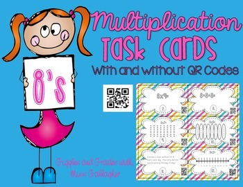 Multiplication 8's