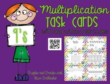 Multiplication 9's