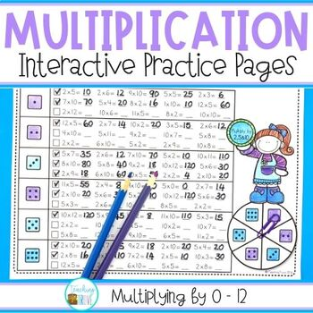Multiplication Activities | Distance Learning