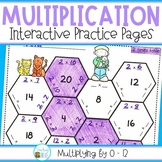 Multiplication Worksheets for each Multiplication Fact