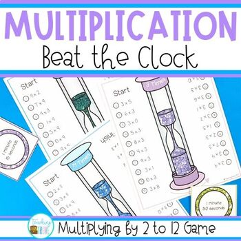 Multiplication Game - Beat the Clock