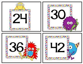 Multiplication Activities x6