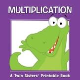 Multiplication Activity Book & Digital Album Download