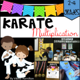 "Multiplication Activity Pack ""Karate Multiplication"""