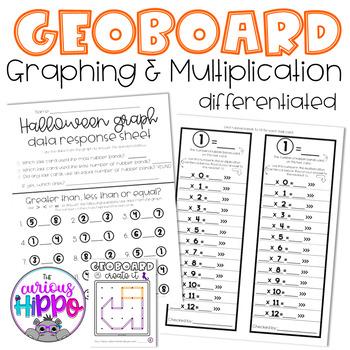 Multiplication Activity for Halloween