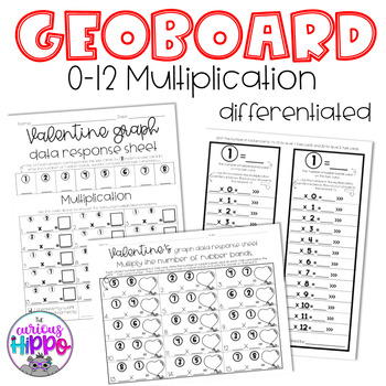 Multiplication Activity for Valentine's Day