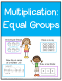 Multiplication: Adding Equal Groups