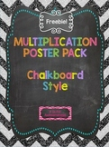 Multiplication Anchor Posters