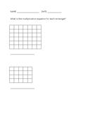 Multiplication Area