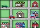 Multiplication Around Town BOOM CARDS MATH