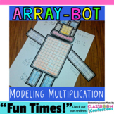Multiplication Activity: Array-Bot