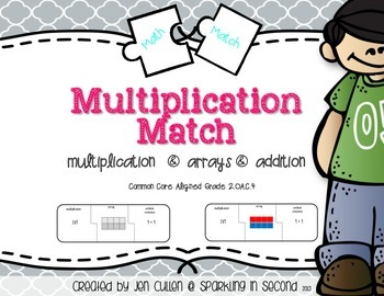 Multiplication & Array Match