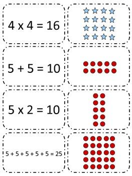 Multiplication Array Memory