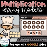 Multiplication Array Model Digital Activity