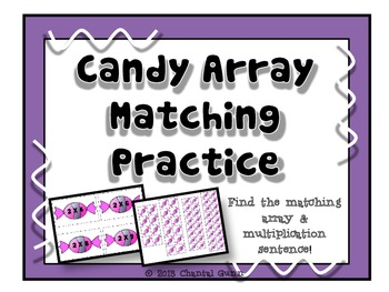 Multiplication Array Practice
