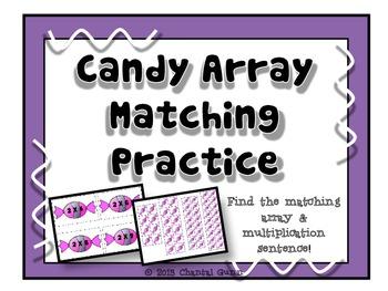 Multiplication Array Practice