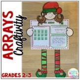 Multiplication Arrays Craftivity