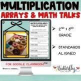 Multiplication Arrays & Repeated Addition--3rd Grade Array